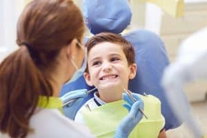 is a dental appointment on your back-to-school checklist